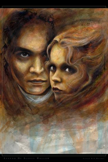 Johnny Depp, Christina Ricci by dholms